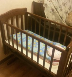 Кроватка - колыбелька Лили