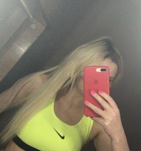 Спортивный бра от Nike