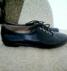 Кожанная обувь