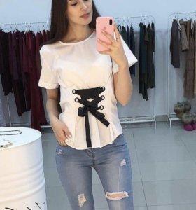 Блузка-футболка новая