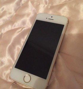 Продам iPhone 5s📱 16 gb