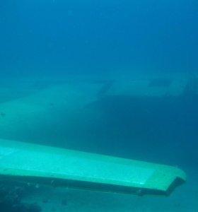 Подводный поиск. Водолазы.