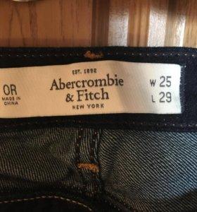 Новые джинсы ambercrombi