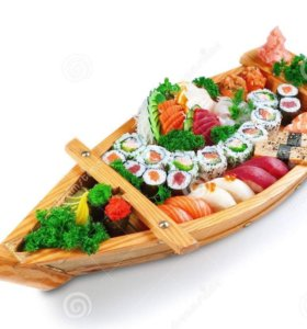 Корабль для суши