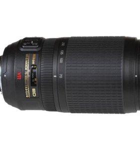 Nikon 70-300 f/4.5-5.6 ED-IF AF-S VR