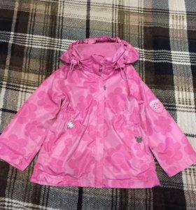 Куртка ветровка классная на 3-4 года