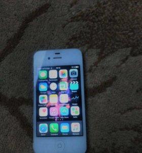 Айфон4s 16 гига