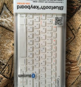 Беспроводная клавиатура (новая)