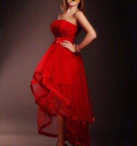 Выпускное платье 🌸