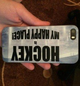 Чехлы на айфон 5S/SE