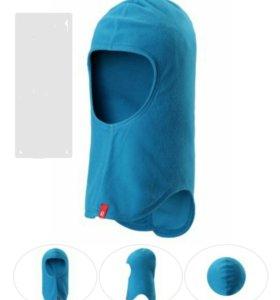 Шапка - шлем детская Рейма флисовая новая 52-53