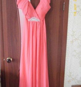 Вечерние (выпускное) платье