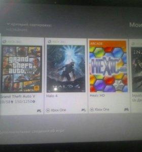 Xbox 360 на 250 гб