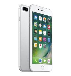 iPhone 7 plus 128 gb Silver