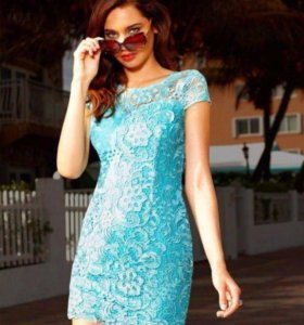 ✅Новое кружевное платье