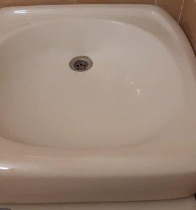 Раковина для ванной на стиральную машину