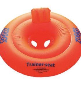 Надувной круг-сидение Zoggy Trainer Seat