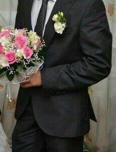 Костюм и галстук Meucci Firenze