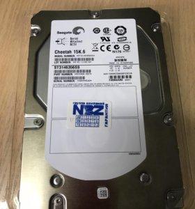 Серверный жёсткий диск Seagate