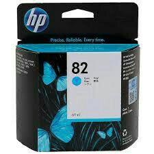 Картридж HP №82 для плоттера