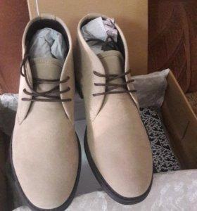 Ботинки 41 размер!