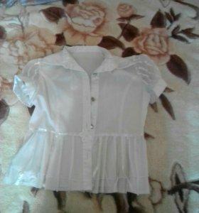 Блузы и рубашка