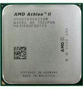 Athlon ll 270 3,4Ghz АМ3