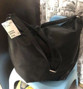 Новая сумка HM