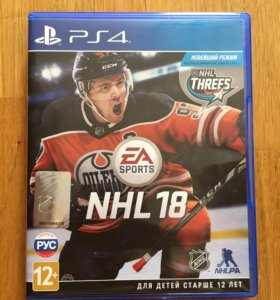 NHL 18, НХЛ 18