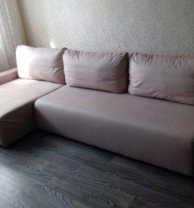 Диван Угловой Новый и Кресло