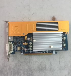 Видеокарта Gigabyte GV-NX73G128D-RH