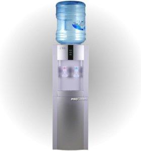 """Кулер для воды """"Экотроник"""" с холодильником"""