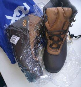 Ботинки лыжные NNN новые