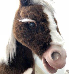Детская интерактивная лошадка