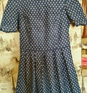 Платье (одевалось 1 раз)