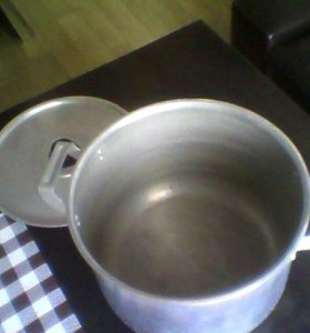 Кастрюля суповая (алюминиевая)
