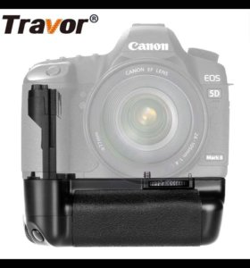 Батарейная ручка для Canon 5D Mark II