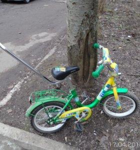 Велосипед Stels для мальчика и для девочки.