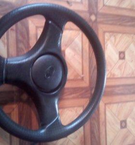 Продам руль спортивный.