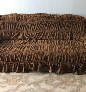 Чехлы для мягкой мебели