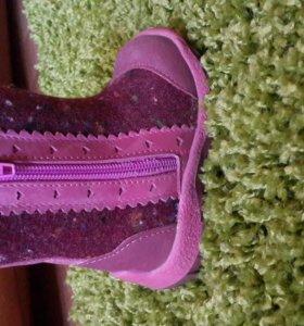 Продаю ботинки/сапожки детские