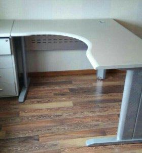 Мебель кабинетная 6 предметов