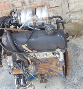 Мотор на ваз 2107 инжектор
