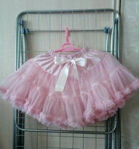 Пышная юбка для девочки