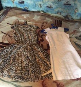 Шесть фирменных платьев в идеальном состоянии)+🎁