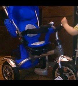 Трехколесный велосипед Capella Twist Trike 360
