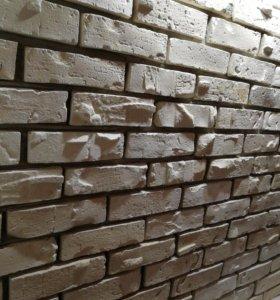 Искусственный камень, Фасадные панели