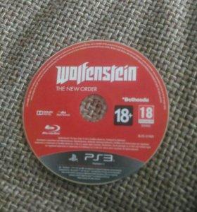 4 диска от ps3