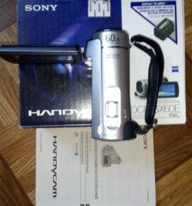 Видеокамера SONY DCR-SX60E