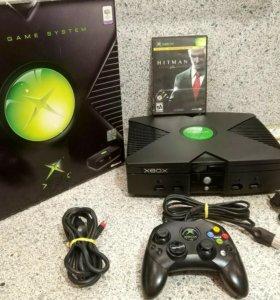 Xbox Original 130Gb Чипованный